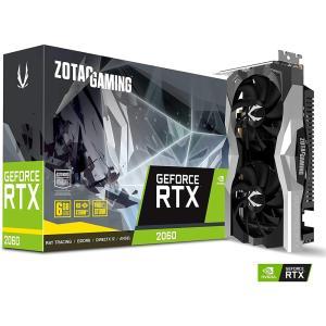 ZOTAC GAMING GeForce RTX 2060 Twin Fan グラフィックスボード ...