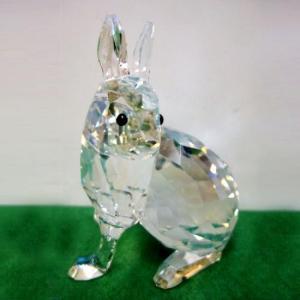 スワロフスキー Swarovski 『ウサギ 2011年度SCS会員限定作品』 1055005