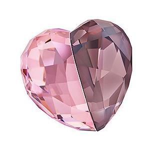 スワロフスキー Swarovski 『Love Heart, Kakadu Red, L』 1096730