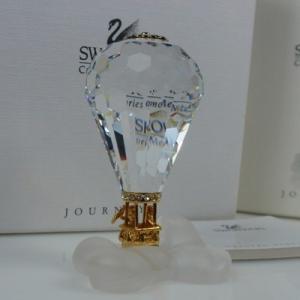 スワロフスキー Swarovski 2003年 廃盤品 『熱気球』 220504