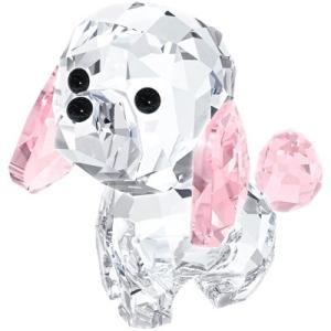 スワロフスキー Swarovski 『Puppy - Ros...