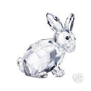 スワロフスキー Swarovski クリスタル Rabbit Sitting 『おすわりウサギ』 905777