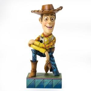 ジムショア(Jim Shore) ディズニー トイ・ストーリー Woody 4031490