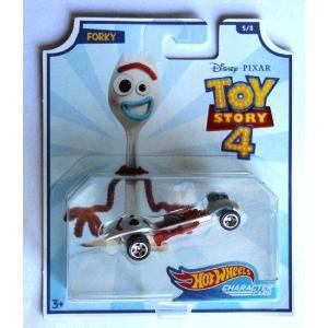 トイ・ストーリー4 Toy Story 4 CHARACTER CARS FORKY キャラクター ...