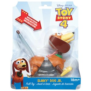 トイ・ストーリー 4 Disney Pixar スリンキー Dog Jr. おもちゃ