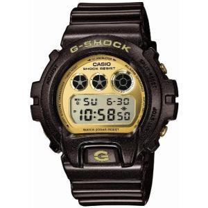 【当店1年保証】カシオCasio G-shock Dw-6900br-5jf Garish Gold (Japan Import)
