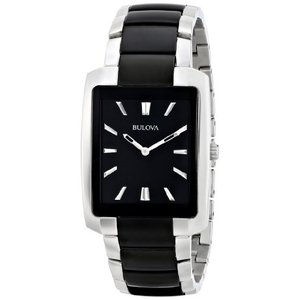 当店1年保証 ブローバBulova Men's 98A117 Dress  Watch|planetdream