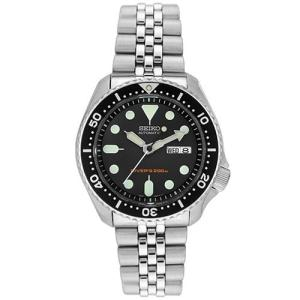 当店1年保証 セイコーSeiko Men's SKX007K2 Diver's Automatic Watch|planetdream
