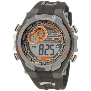 当店1年保証 アーミトロンArmitron Sport Men's 408188GMG Digital Watch|planetdream