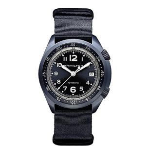 当店1年保証 ハミルトンHamilton Khaki Aviation Pilot Pioneer Automatic Blue Dial Blue NATO Fabric Mens Watch H80495845|planetdream