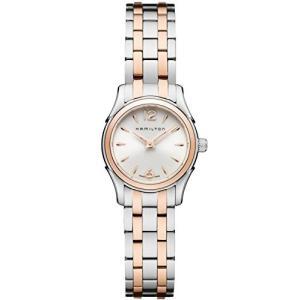 当店1年保証 ハミルトンHamilton Women's H32271155 Lady Jazzmaster White Dial Watch|planetdream