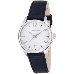 当店1年保証 ハミルトンHamilton Women's Analogue Quartz Watch with Leather Strap H42211655|planetdream