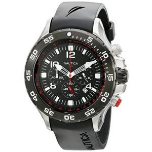 当店1年保証 ノーティカNautica Men's N17526G NST Stainless Steel Watch|planetdream