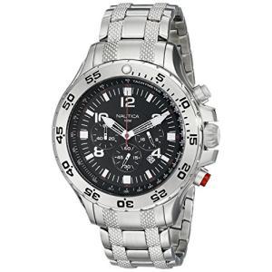 当店1年保証 ノーティカNautica Men's 19508G NST Stainless Steel Watch|planetdream