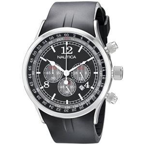 当店1年保証 ノーティカNautica Men's N13530G NSR 01 Stainless Steel Watch|planetdream