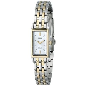 当店1年保証 セイコーSeiko Women's SUP028 Stainless Steel Solar Watch|planetdream