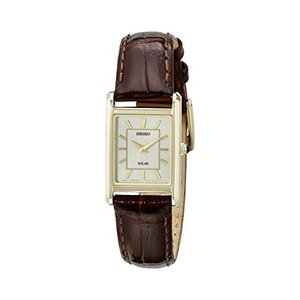 当店1年保証 セイコーSeiko Women's SUP252 Analog Display Japanese Quartz Brown Watch|planetdream
