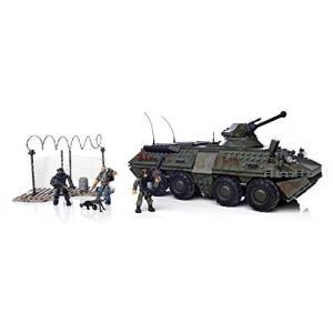 メガブロックMega Bloks Call of Duty Combat Vehicle Attack Building Set|planetdream