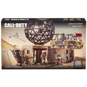 メガブロックMega Bloks Call of Duty Dome Battleground|planetdream