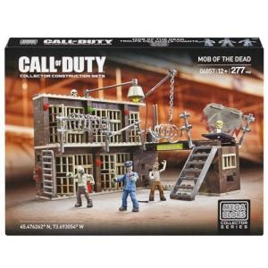 メガブロックMega Bloks Call of Duty Mob Of The Dead|planetdream