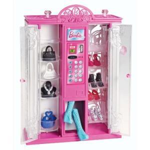バービーBarbie Life in The Dreamhouse Fashion Vending ...