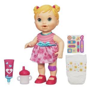 ベビーアライブBaby Alive Baby Gets a Boo Boo - Blonde|planetdream