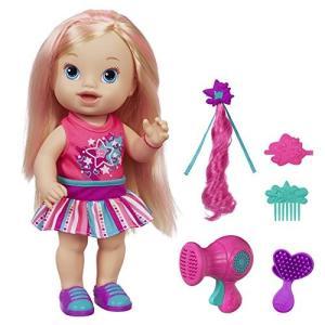 ベビーアライブBaby Alive Play 'n Style Christina Doll (Blonde)|planetdream