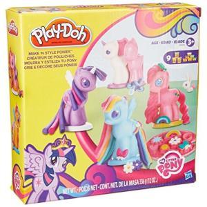マイリトルポニーPlay-Doh My Little Pony Make 'n Style Ponies|planetdream