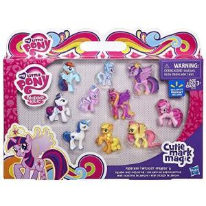 マイリトルポニーMy Little Pony Friendship is Magic Cutie Mark Magic Princess Twilight Sparkle & Friends Mini Collection|planetdream