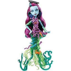 モンスターハイMonster High Great Scarrier Reef Down Under Ghouls Posea Reef Doll|planetdream