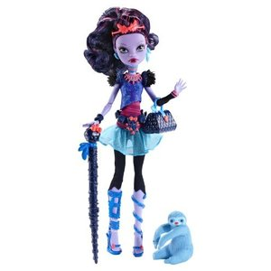 モンスターハイMonster High Jane Boolittle Doll|planetdream