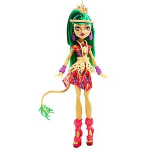 モンスターハイMonster High Ghouls' Getaway Jinafire Long Doll|planetdream
