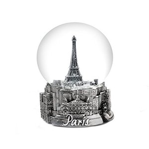 スノーグローブParis France Eiffel Tower Snow Globe 65mm|planetdream