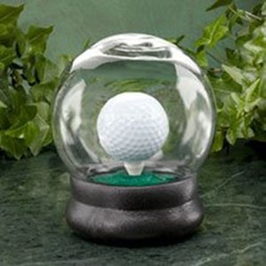 スノーグローブClassic Game Collection Water Globe Golf Ball|planetdream