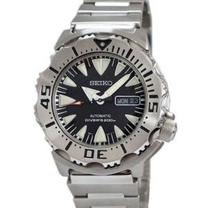 当店1年保証 セイコーSeiko Men's SRP307 Classic Automatic Stainless Steel Dive Watch|planetdream