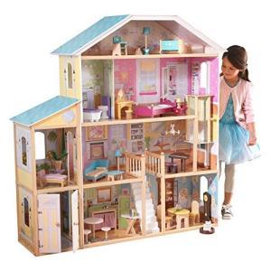1/6ドールKidKraft Majestic Mansion Dollhouse|planetdream