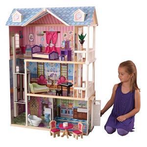 1/6ドールKidKraft?My Dreamy Dollhouse with Furniture|planetdream