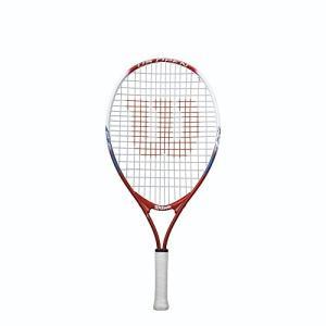 テニスWilson Junior US Open Tennis Racquet, 23-Inch|planetdream