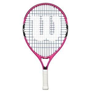 テニスWilson Junior Burn 19 Tennis Racquet, Pink|planetdream