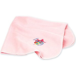 リー・ミドルトンPink Fleece Blanket|planetdream