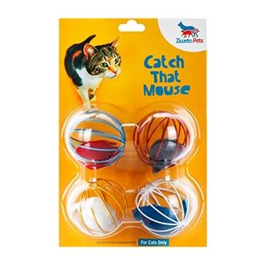 猫おもちゃZiweto Pets Megapack The Interactive Toy For Cats, 4 Cat Toys / Accessories To Play With The Cat|planetdream