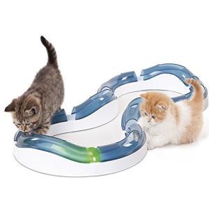 猫おもちゃCatit Design Senses Super Roller Circuit Toy for Cats|planetdream