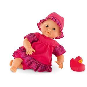 コロールCorolle Mon Premier Bebe Bath Raspberry Doll|planetdream