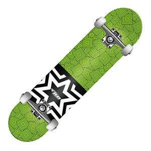 スタンダードスケートボードRoller Derby Street Series Square Skateboard|planetdream