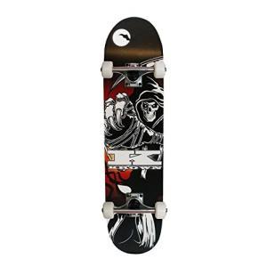 スタンダードスケートボードKrown Reaper Rookie Complete Skateboard, 7.5 x 31|planetdream