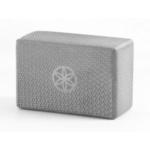 ヨガブロックGaiam Yoga Block - Supportive Latex-Free EVA Foam Soft Non-Slip Surface for Yoga, Pilates, Meditation, Flower of
