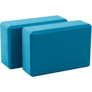 ヨガブロックLotus Yoga Block (Blue)