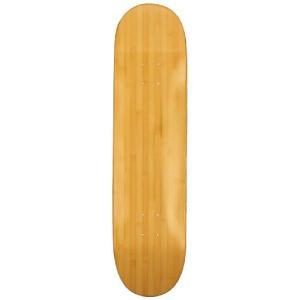 デッキBamboo Skateboards Hard Good Blank Short Board, 7.75, Natural|planetdream