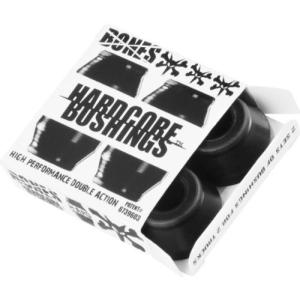 ブッシュBones Hardcore 4pc Hard Black Black Bushings Skateboard Bushings|planetdream