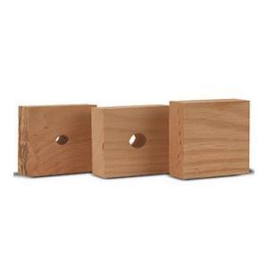ブッシュWheeler Set of 3 Replacement Oak Bushings|planetdream